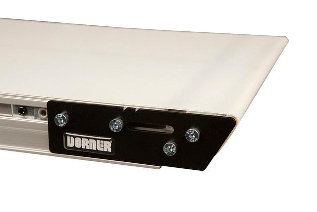 dorner redesigned 2200 series belt conveyors offers more features. Black Bedroom Furniture Sets. Home Design Ideas