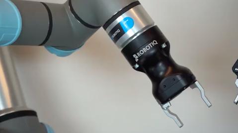 Robotiq-lesson 1