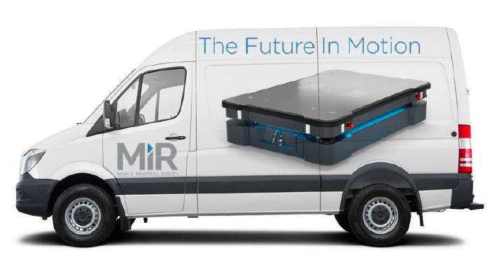 MiR500 truck